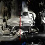Čiščenje motorja - Ročna avtopralnica PAVO